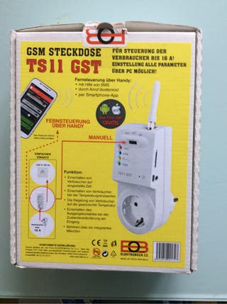 Interruptor GSM TS11 GST
