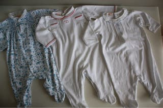 Pijamas Gocco 1-3 meses