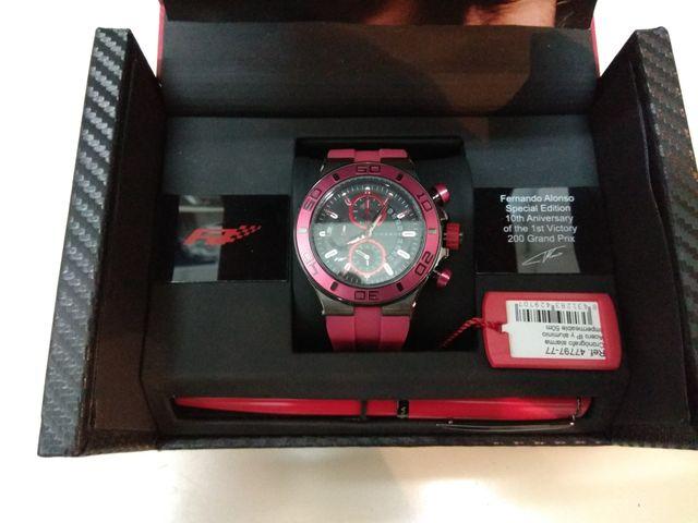 15e43c10f3d9 Reloj viceroy edición Fernando Alonso de segunda mano por 249 € en ...