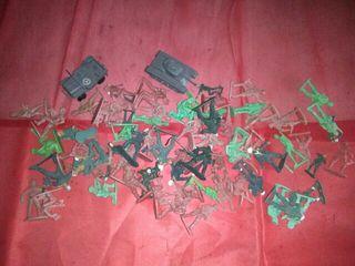 Soldaditos de Plástico
