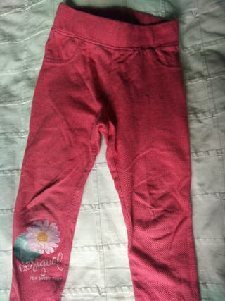 pantalon desigual niña 24 meses