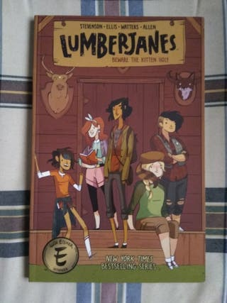 Lumberjanes #1