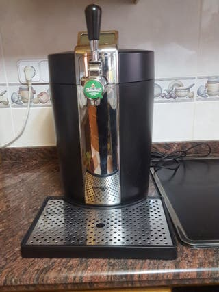 Tirador de cerveza Beertender Heineken