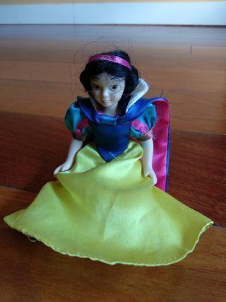Figura Blancanieves Disney de porcelana