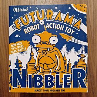 Nibbler Robot Action Toy(Futurama)