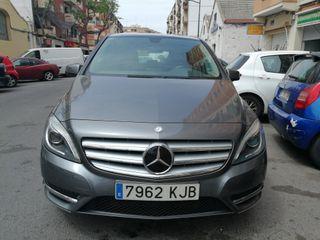 Mercedes-Benz B 200d 2014