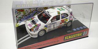 Toyota Corolla Scalextric nuevo