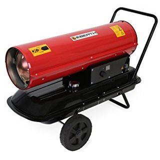 Calefactor de gasoil directo