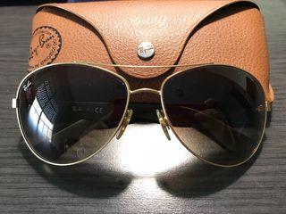 Gafas de sol Ray ban RB3526 marrones impecables