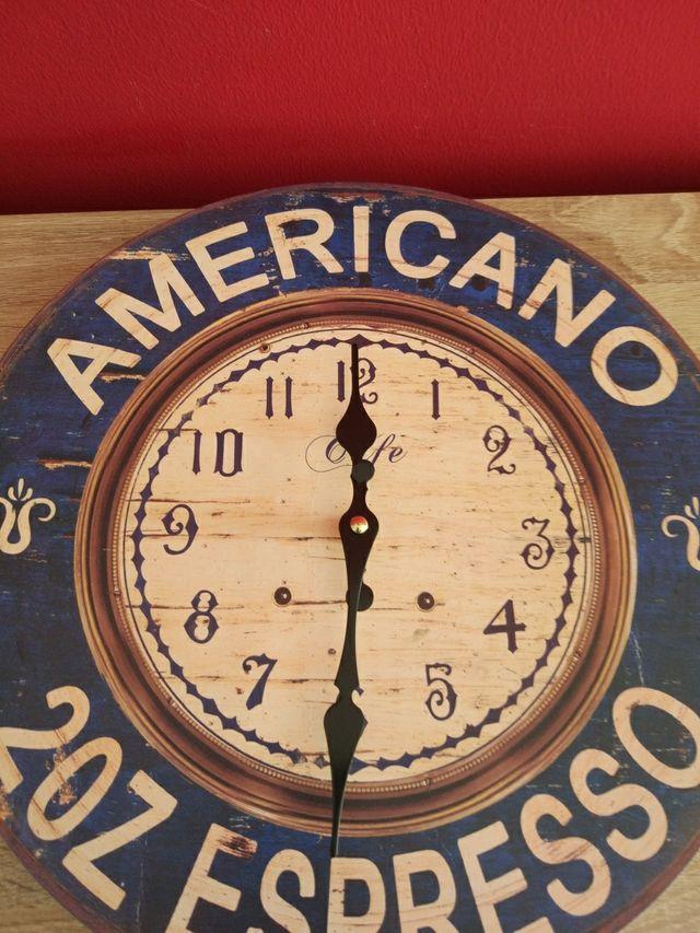Reloj cocina diseño de segunda mano por 5 € en Terrassa en WALLAPOP