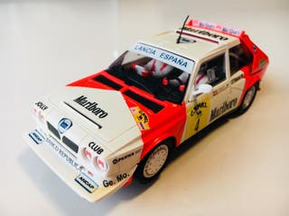 Lancia s4 scalextric