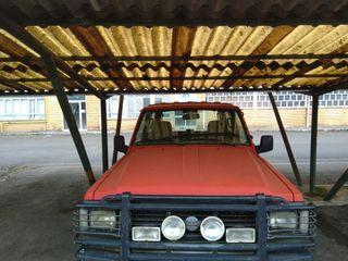 Nissan Patrol topline