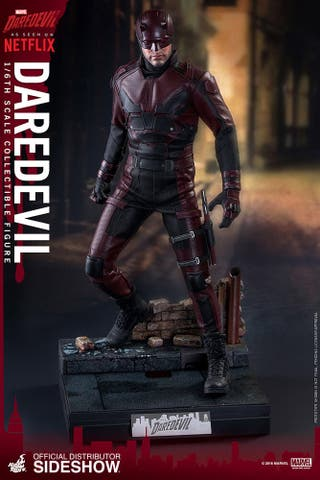 Daredevil hot toys