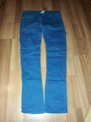 6 Segunda Hombre Pantalones Mano 42 Zara n0RwHBg
