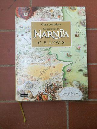 Obra completa Las crónicas de Narnia