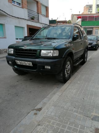 opel frontera sport RS