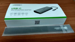 Adaptador USB-C Multifuncion