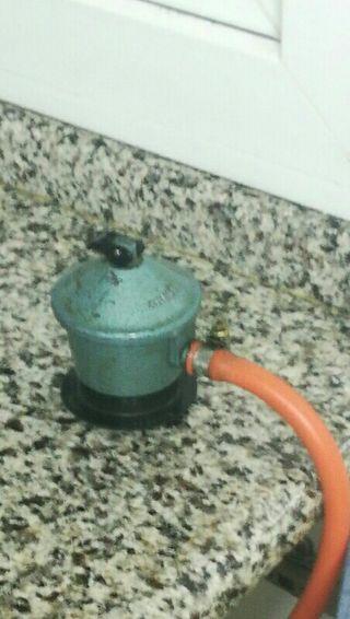 adaptador para bombona de butano