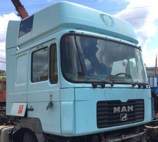 Cabina MAN F2000