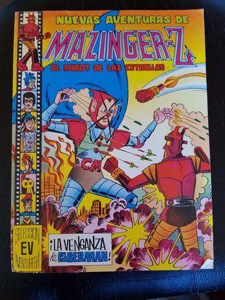Mazinger-Z N/24 Comic
