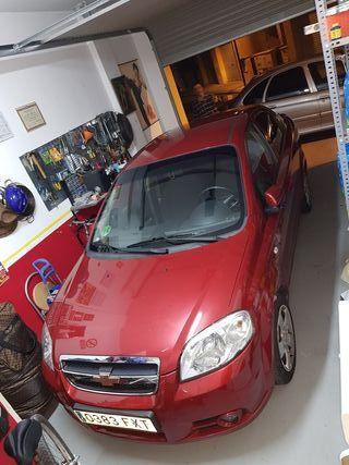 Chevrolet Aveo 2008