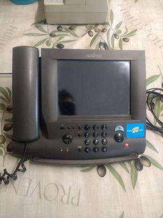 Teléfono fax Alcatel