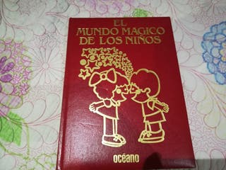 """colección """"el mundo mágico de los niños"""""""