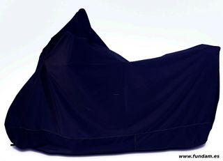 Funda exterior cubre moto impermeable Talla L