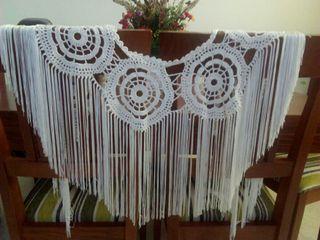 mantocillo para vestido de flamenca