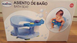 ASiento de baño infantil