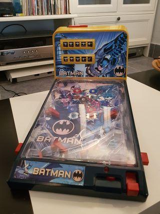 Pinball de Batman.