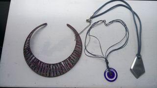 Colgantes collar