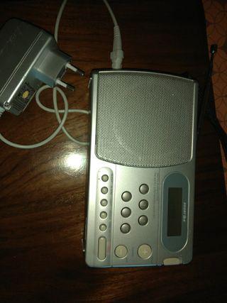 Radio digital y cargador