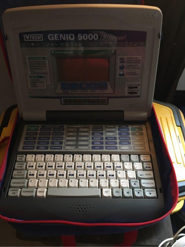 Ordenador Vtech Genio 5000