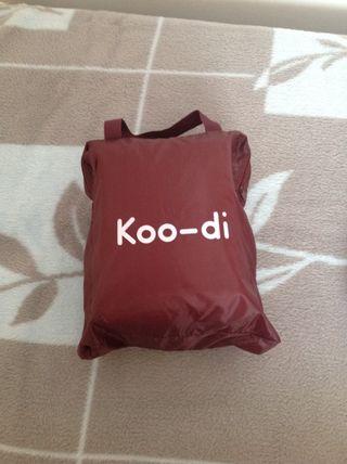 Moisés de viaje Koo-di