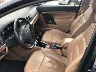 Asientos cuero Opel Vectra C