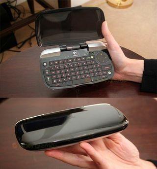 teclado logitech dinovo mini
