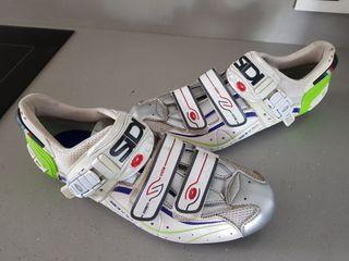 zapatillas SIDI FULL CARBON SOLE, Bici carretera