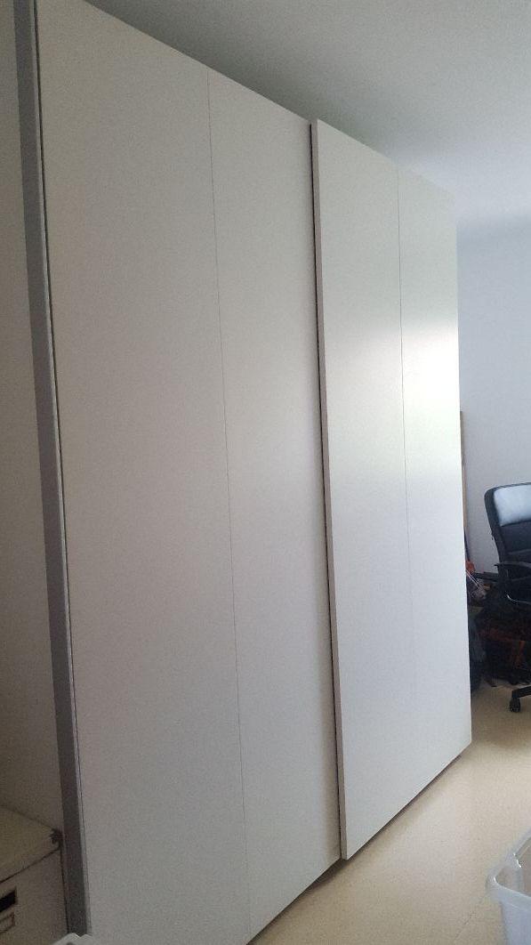 Regalo puertas correderas para armario ikea pax de segunda for Armario pax ikea puertas correderas