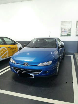 Peugeot 406 coupe 2.2 hdi 2004
