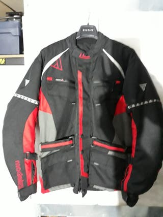 chaqueta modeka turing, adventure off road