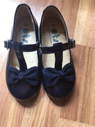 Zapatos niña n24 ots