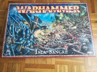 Warhammer Isla De Sangre Pack