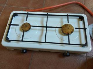 cocina portatil gas