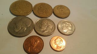 Moneda Griegas