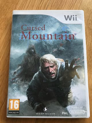 Coursed Mountain - Wii Game