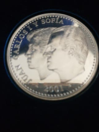 Monedas ULTIMAS PESETAS EN PLATA