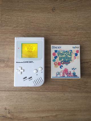 Gameboy DMG Retroiluminada