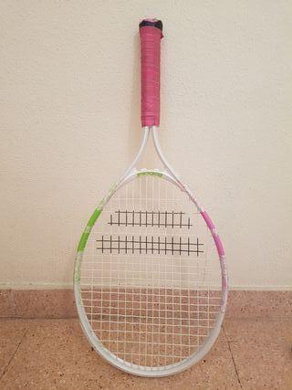 Raqueta de tenis de niña