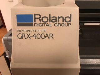 Impresora Roland drafting plotter GRX-400AR